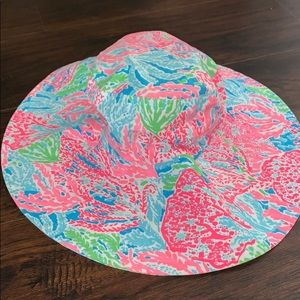 Lilly Pulitzer Lets Cha Cha Bucket Beach Hat